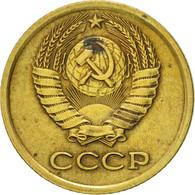 Russie, Kopek, 1970, Saint-Petersburg, TTB+, Laiton, KM:126a - Russia