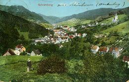Schramberg Gesamtansicht 1912 (001252) - Schramberg
