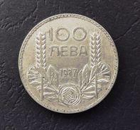 Bulgaria 100 Leva 1937 - Bulgaria