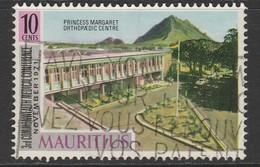 Mauritius 1971 Third Commonwealth Medical Conference 10c Multicoloured - Mauritius (1968-...)