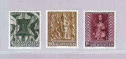 LIECHTENSTEIN - YT 350/352 - Noël 1959 - Neuf ** - Liechtenstein