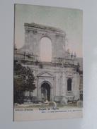 Abbaye D'Aulne Façade De L'Eglise ( C. Van Cortenbergh ) Anno 19?? ( Zie Foto Details ) !! - Thuin