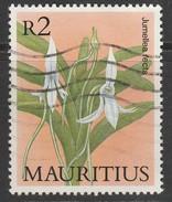 Mauritius 1986 Orchids 2R Multicoloured - Mauritius (1968-...)