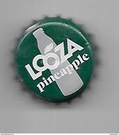 12/28 - BELGIQUE / CAPSULE SODA LOOZA PINEAPPLE - Soda