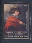 """Micronesia 2004 Mi 1508 ** """"Portrait Of Prince Nikolai Yuspov"""" By Friedrich Heinrich Fuger / Gemälde - Hermitage - Altri"""