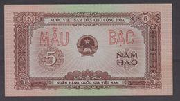 VIETNAM  1985 SPECIMEN    BANKNOTE  5 HAO  Pick N°85  Note N°1977  VERY FINE- TTB - Vietnam