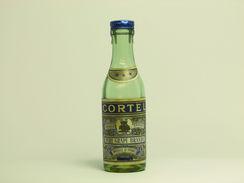 Mignonnette De Brandy CORTEL * *  * - Miniatures