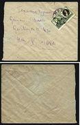 A4839) Russia Russland Brief 4.10.27 Mit Esperanto-Marke Nach Berlin - 1923-1991 UdSSR