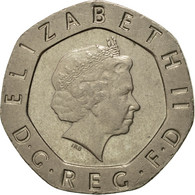 Grande-Bretagne, Elizabeth II, 20 Pence, 2005, TTB+, Copper-nickel, KM:990 - 1971-… : Monnaies Décimales