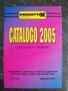 CATALOGO  2005   PROGETTO K AUTOMODELLI  FIAT  ALFA .... Scala 1/43 - Catalogues