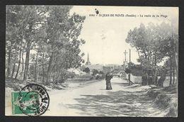 ST JEAN De MONTS La Route De La Plage (Artaud Nozais) Vendée (85) - Saint Jean De Monts