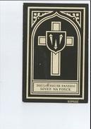 ALOYSIUS DE WINTER ECHTG EUGENIA VLAEMINCK ° PETEGEM - DEINZE 1862 + 1914 DRUK DE KUYSSCHE - Devotion Images