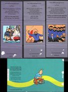 Emballage Chocolat JEFF DE BRUGES Illustrations TINTIN Kuifje HERGE / MOULINSART - People