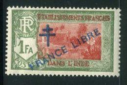 INDE ( POSTE ) : Y&T N°  161  TIMBRE  NEUF/MH  AVEC  TRACE  DE  CHARNIERE , A  VOIR . - Indien (1892-1954)
