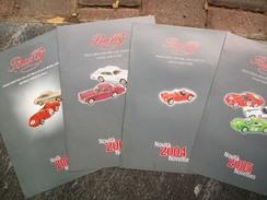 CATALOGHI NOVITA' 2002/2003/2004/2005  BANG MODEL AUTOMODELLI IN SCALA 1/43   FERRARI  PERFETTI - Catalogues