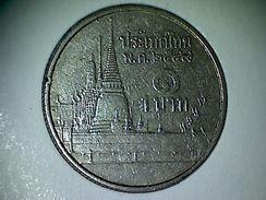 Thailande 1 Baht 2006 ( 2549 ) - Thailand