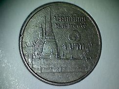 Thailande 1 Baht 2006 ( 2549 ) - Thaïlande