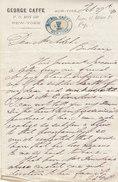 United States, New York, George Caffe, 1880 - Etats-Unis