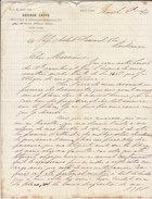 United States, New York, George Caffe, Importer And Commission Merchant, 1880 - Etats-Unis