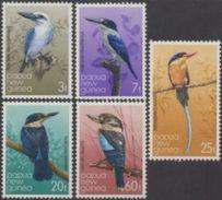 Papua New Guinea, 1981, SG 401 - 405, Complete Set Of 5, MNH - Papouasie-Nouvelle-Guinée