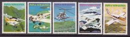 Papua New Guinea, 1981, SG 412 - 416, Complete Set Of 5, MNH - Papouasie-Nouvelle-Guinée