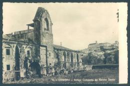 Portugal COIMBRA Antigo Convento Da Rainha Santa - Non Classificati