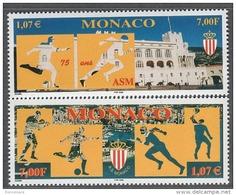MONACO 1999 - SERIE N° 2196 A 2197 - 2 TP NEUFS** - Monaco