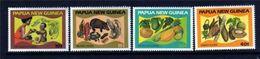Papua New Guinea, 1982, SG 434 - 437, Complete Set Of 4, MNH - Papouasie-Nouvelle-Guinée