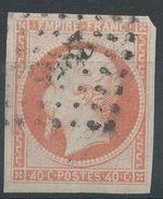Lot N°36511    N°16, Oblit PC 2855 SEDAN (7) - 1853-1860 Napoléon III.