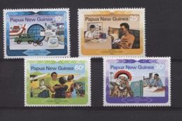 Papua New Guinea, 1983, SG 468 - 471, Complete Set Of 4, MNH - Papua New Guinea