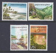 Papua New Guinea, 1985, SG 491 - 494, Complete Set Of 4, MNH - Papouasie-Nouvelle-Guinée