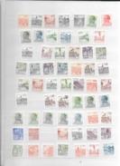 Yugoslavia Definitives MNH (5 Scans) - Collections (sans Albums)
