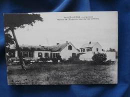 Sainte Héléne  Longwood  Maison De L'Empereur Sauvée Des Termites - Circulée - L321 - Sainte-Hélène
