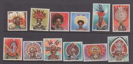 Papua New Guinea, 1977, SG 318 - 329, Complete Set Of 12, MNH - Papua New Guinea