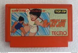 Famicom : Captain Tsubasa TCF-TP - Electronic Games