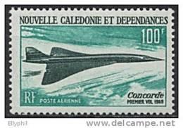Nelle Calédonie, PA N° 103** Y Et T - Airmail