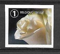 Belg. 2017 - COB N° 4710 ** - Timbre De Deuil  (non Dentelé à Gauche) - België