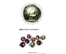 "Kōtetsujō No Kabaneri ( Kabaneri Of The Iron Fortress ) Acrylic Ring "" Ikoma "" - Rings"