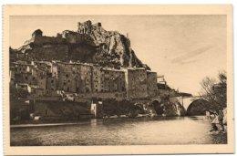 Sisteron - La Durance à Sisteron - Sisteron