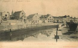 D 17 - SN 3693 - La Rochelle - Le Quai Maubec - La Rochelle