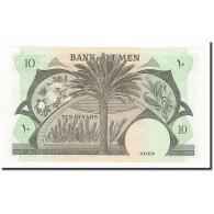 Yemen Democratic Republic, 10 Dinars, UNDATED (1984), KM:9b, NEUF - Yémen