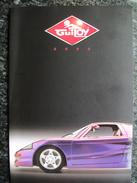 CATALOGO  2003 GUILOY   AUTOMODELLI  E  MOTO In Scala 1/18  1/24 - Catalogues