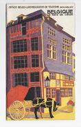 Office BELGO-LUXEMBOURGEOIS DE TOURISME Belgique Le Pays De Liège  1935 - Tourism Brochures