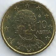 Griekenland    2017   10 Cent   UNC Uit De Rol   UNC Du Rouleaux !! - Grèce