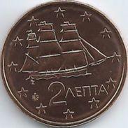 Griekenland    2017   2 Cent   UNC Uit De Rol   UNC Du Rouleaux !! - Grèce
