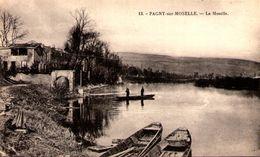 PAGNY-sur-MOSELLE - La Moselle - Francia