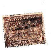 TP 149 Oblitéré Nord Belge Erquelinnes 14/11/1919 820 - Belgium