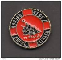 Mi2 Milan Cuore Fede Onore L´Ealtà Calcio Pins Soccer Club Pin´s FootBall Italy Darko Milano Gruppo Ultras - Calcio