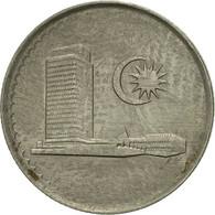 Malaysie, 5 Sen, 1982, Franklin Mint, SUP, Copper-nickel, KM:2 - Malaysie