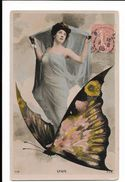 Lygie - Artiste De La Belle époque - Carte Postale Ancienne -  Femme Lady Frau - Artistes